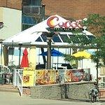 Patio & outdoor bar