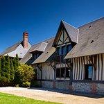 Club-house du Golf de Deauville Saint-Gatien