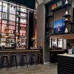 Entryway / Bar