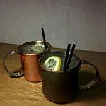 Dutch Mule cocktails