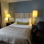 Studio Suite queen bed