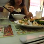Fast Chinese food