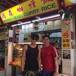 Zdjęcie Hong Seng Curry Rice