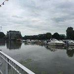 Photo de The Barge on the Brayford