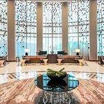 Ascott Makati's new lobby