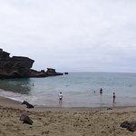 South Point (Ka Lae) und Green Sand Beach Foto
