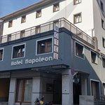 Hotel Napoleon Susa Facciata