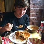 lebanese chicken main course