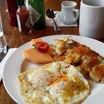 The Cafe on Hawk Creek Foto