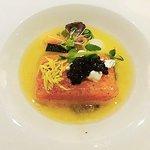 Saumon Caviar