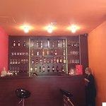 Empfangs-Bar