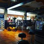 Resto Truck A4 Wegrestaurant Foto