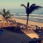 Mancora Beach Bungalows Foto