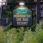 Foto de The Mountain Top Inn & Resort