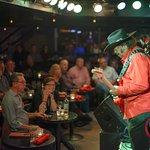 Blues legend Guitar Shorty onstage!
