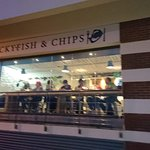 Lucky Fish and Chips Restaurant Foto