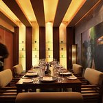 Scusa Restaurant - Private Dining Room