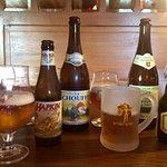 Apéro 🍻 la carte des bières  est conséquente