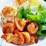 macky's kahuku sweet shrimp truck Foto