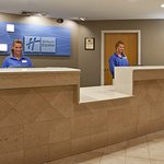 Foto de Holiday Inn Express Warren