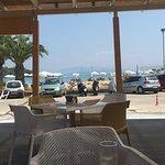 Photo de Iliada Beach Bar Restaurant