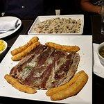 Carne de Sol do Maranhão (com baião de dois)