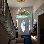 Entrance hallway, Inn on Fredrick