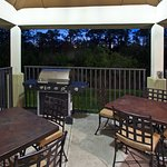 Outdoor Gazebo Grill