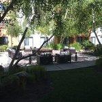 Courtyard Boise Downtown Foto