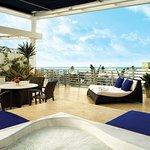 Rooftop Terrace Partial Ocean View