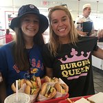 When in Cali, one has to try it out! 3 teenagers were in heaven! It is all about the animal frie