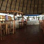Panorámica del restaurante del hotel