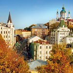 Kiev in Autumn