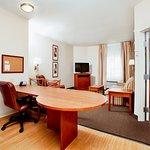 One Bedroom Studio ADA Suite - Single Bed Guest Room