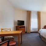 Queen ADA Room - Queen Bed Guest Room