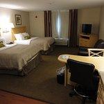 Photo de Candlewood Suites Houston, The Woodlands