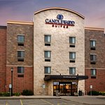 Welcome to the Candlewood Hotel La Crosse, Wisconsin.