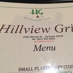 Hillview Grill