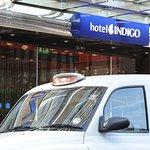 โรงแรมอินดิโก้ลอนดอน ทาวน์เวอร์ฮิลล์