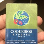 Foto de Coqueiros Express Hotel