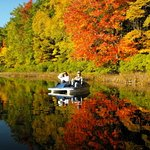 The beauty of Autumn on Bluegill Lake