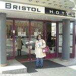 Bristol Hotel Frankfurt Foto