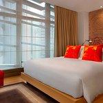 Hotel Indigo Hong Kong Island Foto