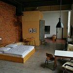 Meisterzimmer - Pension in der Leipziger Baumwollspinnerei Foto