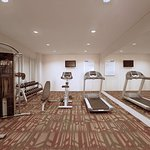 Fitness Room at Holiday Inn Express Bai Raya Kuta