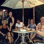 Merci gangs vraiment une belle soiree et fin soiree avec vous à très bientôt vive l été terrasse