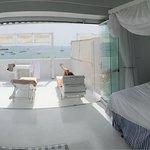 Estuio Suite con vistas espectaculares y terraza de ensueño