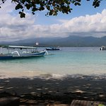 Photo de The Beach Club Hotel Gili Air