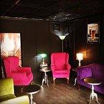 New seating area - Coffee Lounge