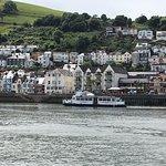 Ferry: Kingswear to Dartmouth